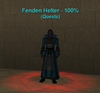 Fenden HelterのTaskを受けよう!!